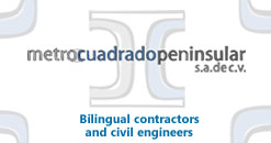 Bilingual construction contractors in Merida Yucatan Mexico