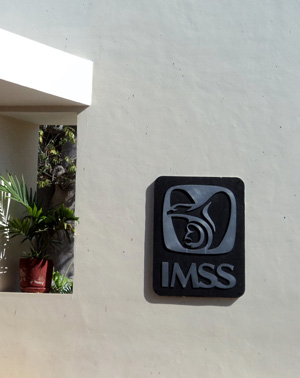 IMSS Health insurance in Mexico, Merida, Yucatan